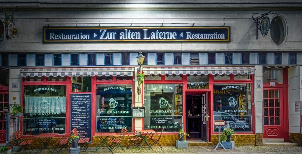 Alt-Berliner Wirtshauspfanne mit Biersauce