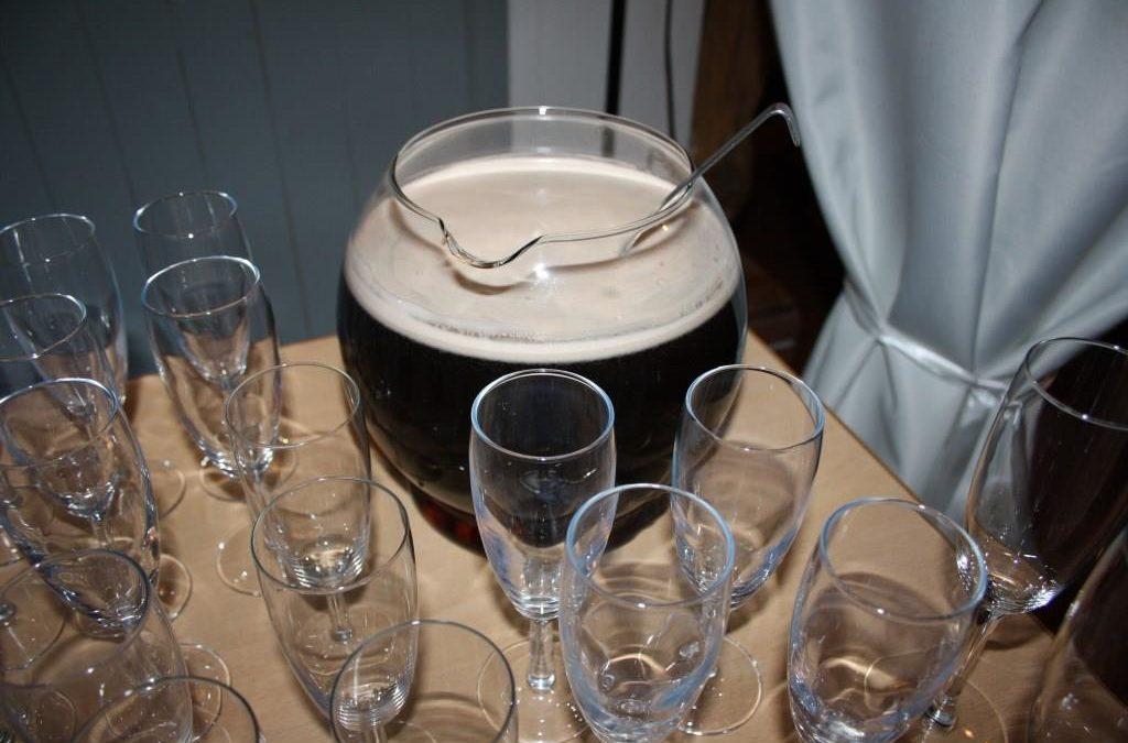 Schwarzbierbowle