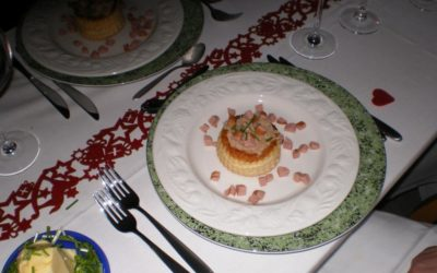 Choucroute-Pastete