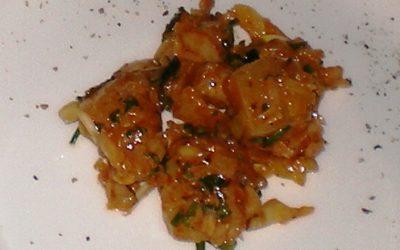 Harzer Käse-Salat